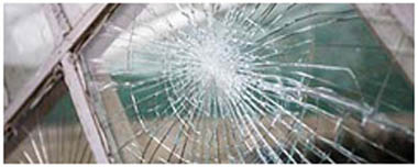 Walworth Smashed Glass